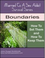 Boundaries eBook cover