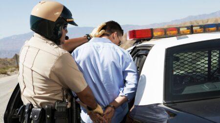 sex addict arrest